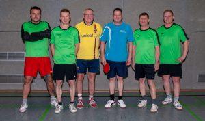 2. und 3. Mannschaft Tischtennis